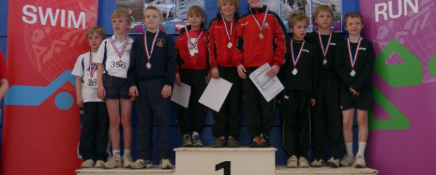 Jed and George limbered up for a defence of their National Schools Biathlon championship yesterday, competing in a regional competition in Aldershot. Full results apparently aren't available until Tuesday – it […]