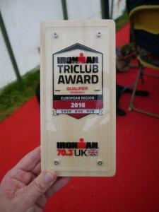 club award small